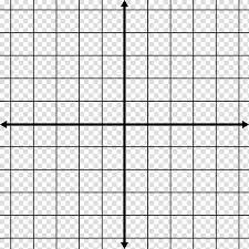 Black Arrow Cartesian Coordinate System Graph Paper Graph