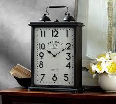 Century Mantle Clock
