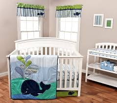 bedding sets trend lab image trend lab anchors away 3 piece crib bedding set