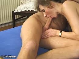 Mature women like young cock