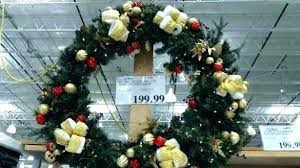 lighted wreaths for windows outdoor wreath large s home interior design led hobby lobby garland wi