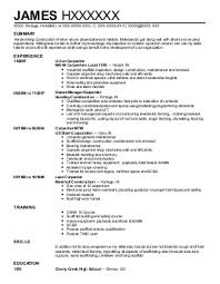 Carpenter Resume Jmckell Com