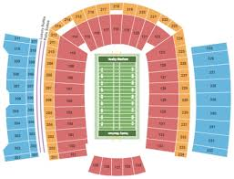 Cal Football Stadium Seating Chart Football Stadium Best Examples Of Charts