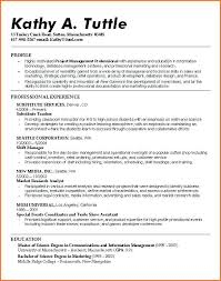 Promotional Resume Sample Adorable Good College Resume Examples Capetown Traveller