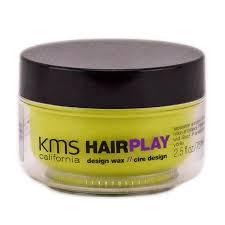 Kms California Hair Play Design Wax Kms California Kms California Hair Play Design Wax 2 5 Oz Walmart Com