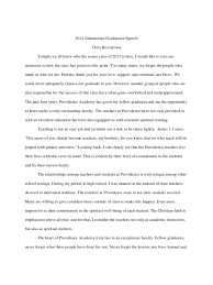 Graduation Speech Example Template Salutatorian Speech Examples 24 Free Templates In PDF Word Excel 21