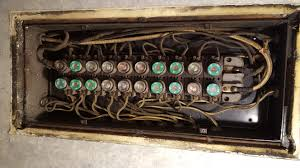 electric fuse box upgrade rock express services old fuse box at Fuse Box Safety