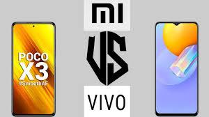 vivo Y51 2020, December VS Xiaomi Poco ...