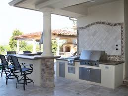 Steel Frame Outdoor Kitchen Outdoor Thing You Should Know Before Putting Outdoor Kitchen Kits