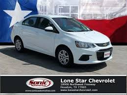 2018 Chevrolet Sonic Ls Sedan New Sonic Ls Auto Sedan In Carmax ...