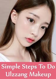 7 simple steps to do ulzzang makeup