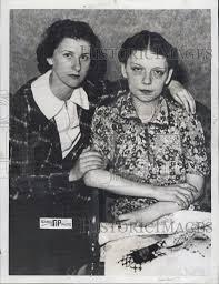 Velma Fink Murdered Baby Haldon with Audrey Bennett 1939 Vintage ...