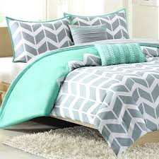 turquoise and grey bedding black wooden bed frame white set twin blue wall paints colors laminated light blue and white bedding