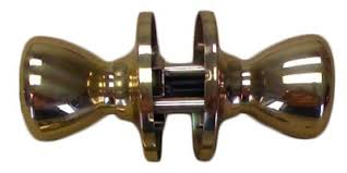 Brass Passage Door Knob Set for Mobile Home Manufactured Housing