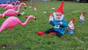diy garden gnome costume for es