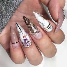 Nice Nail Designs Tumblr Https Www Instagram Com P Brqozsvhzr3 Stiletto Nails