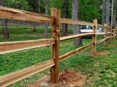 2x4 welded wire fence. Cedar Split Rail Fence With Galvanized 2x4 Welded Wire Attached To The Inside