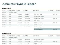 Ledger Example Image Result For Accounting Ledger Example General Ledger
