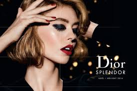 dior splendor makeup ad