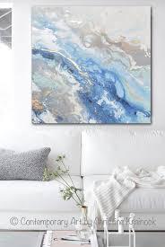 seafoam blue wall art