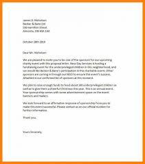 Event Sponsorship Letter Beauteous 44 Event Proposal Sample Letter Spice Up Your Ideas