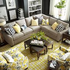 Living Room Decorating With Sectional Sofas Cu2 Large L Shaped Sectional L Shaped Sofa Sectional Sofas And