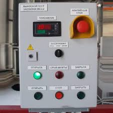 Шкафы управления вибродиагностики и токораспределения estl  estl control valve Шкаф управления задвижкой
