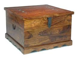 wood storage chest wood storage chest square trunk chest trunk coffee table square wood patio storage