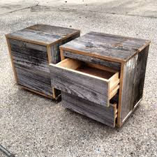 reclaimed wood pallet furniture. recycled pallet bedside tables this was so encouraging for us people have literally realized the importance of wood recycling and now they prefer reclaimed furniture