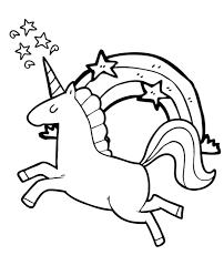 Unicorns are such magical creatures; Free Unicorn Coloring Book Pages So Cute Unicorn Coloring Pages Birthday Coloring Pages Free Printable Coloring Pages