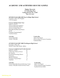Boston College Resume Template Best Of Resume Template High School Senior Download Now Boston College