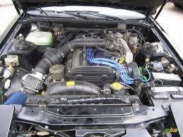 1984 Toyota Celica Supra 2.8 Liter DOHC 12-Valve Inline 6 Cylinder ...