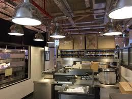 restaurant kitchen lighting. Commercial Kitchen Lighting Credit Image Mercial Popular Ordinary Restaurant A