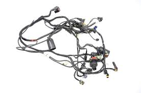 Ducati hypermotard 1100 evo sp main wiring harness wire loom 510 1