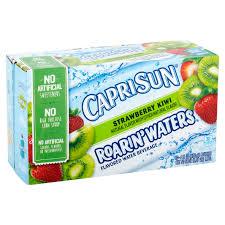 1 of 6 capri sun roarin waters strawberry kiwi beverage 10 count 60 fl oz