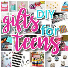 the best diy gifts for teens tweens and friends easy unique and