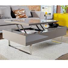 reveal coffee table stone reveal coffee table stone in stock 549 triplo round gloss swivel