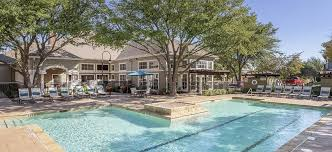 pool at colonial grand at valley ranch luxury apartment homes in dallas tx