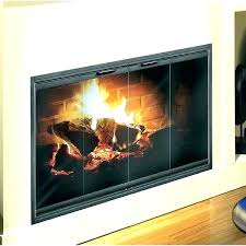 replace fireplace doors fireplace door replacement ceramic glass fireplace doors ceramic replacement ceramic glass fireplace doors