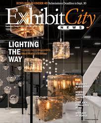 Esi Lighting Minneapolis Exhibit City News September October 2019 By Exhibit City
