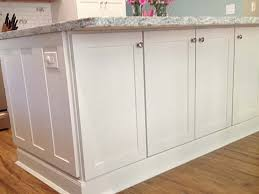 Kitchen Center Island Cabinets California Kitchen With White Shaker Cabinets Island
