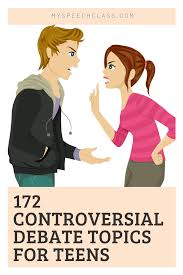 controversial topics for s