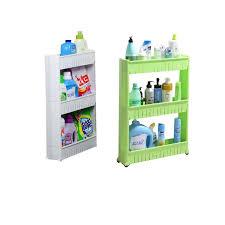2019 diy household plastic foldable kitchen storage rack shelf holder 3 tier office cosmetic desk organizer bathroom organizer racks from tanguimei6