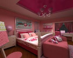 Hello Kitty Bedroom Set U2013 Various Cute Decorations To Fill In    WHomeStudio.com   Magazine Online Home Designs