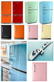 Colourful Kitchen Appliances 25 Best Ideas About Big Chill On Pinterest Retro Refrigerator