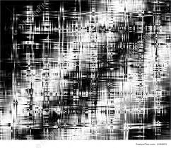 White Light Design Abstract Patterns Abstract Black With White Light Effect