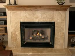 gas fireplace tile surround ideas
