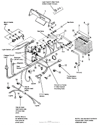Simplicity 1691072 5216 16hp gear tractor only parts diagram for rh jackssmallengines simplicity tractor wiring diagram simplicity tractor electrical
