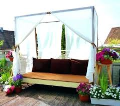 Outdoor Daybed With Canopy Sale Outdoor Daybeds On Sale Herownmindco ...