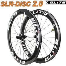 <b>Elite</b> SLR <b>Disc Brake</b> Carbon <b>Road</b> Bike Wheel Low Resistance ...